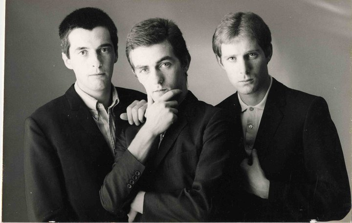 The Blades - Photo Credit Come Here To Me Blog