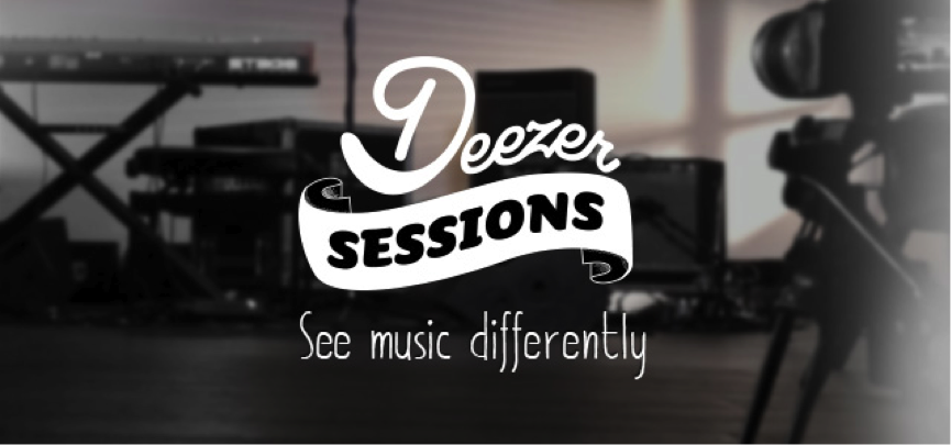 Music-streaming service Deezer has launched a series of Deezer Sessions