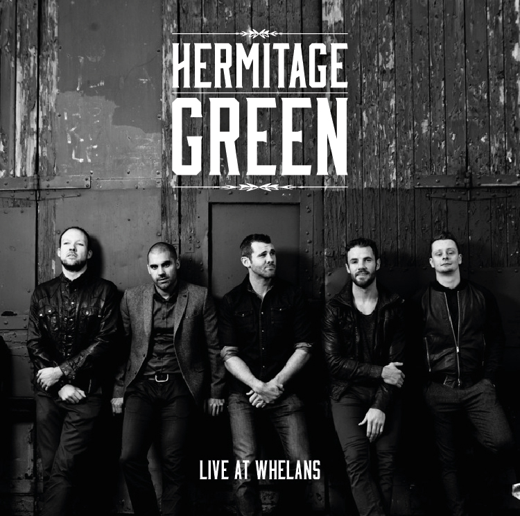 Hermitage Green release 'Live at Whelans' album