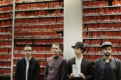 Maximo Park to play Whelans in 2014