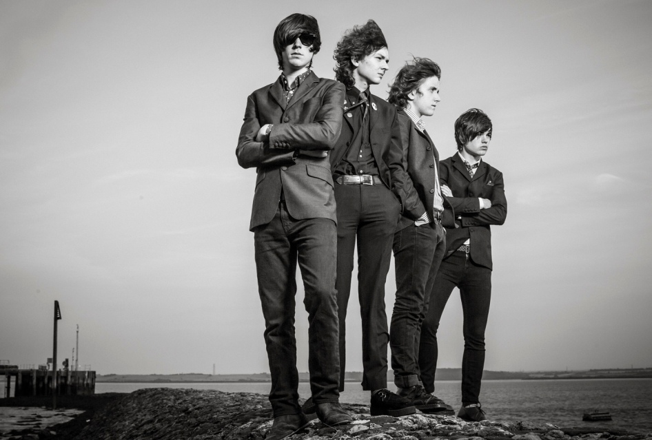 The Strypes have announced two dates at The Academy Dublin on the 11 and 12 April 2014.