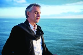 Andrea Bocelli to perform at The O2 in November