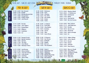 Click here to enlarge the stage times!