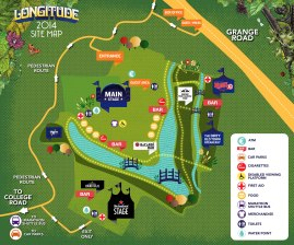 Click here to enlarge the site map!