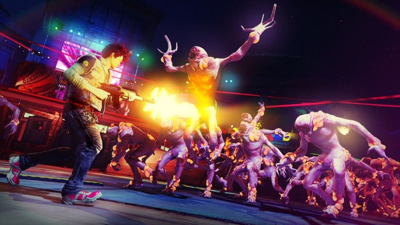 "New video for ""Sunset Overdrive"""