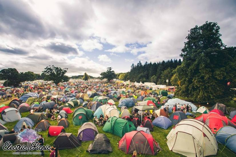 Electric Picnic tech tips from Carphone Warehouse