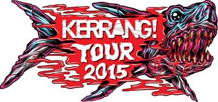Kerrang Tour 2015 announce headline acts