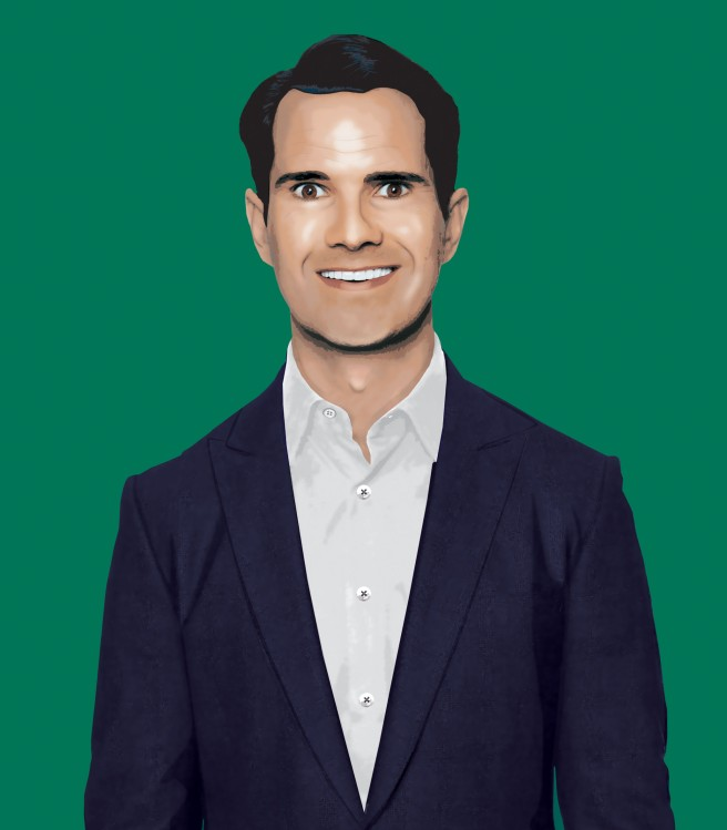 Jimmy Carr adds extra date on 15 February 2015