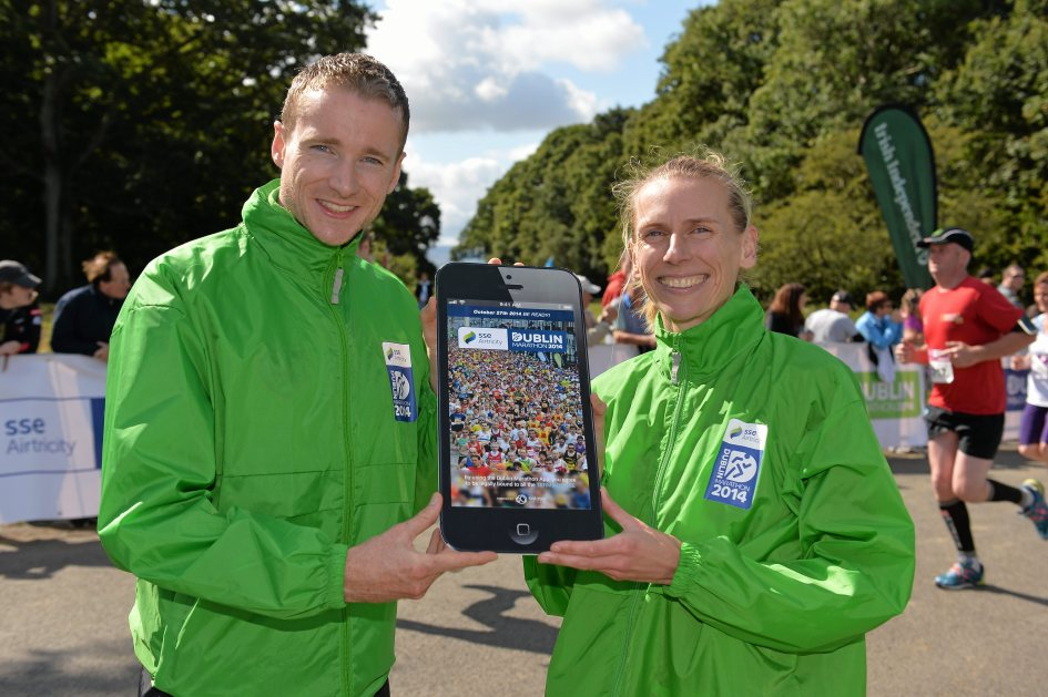 New app released to help runners in SSE Airtricity Dublin Marathon