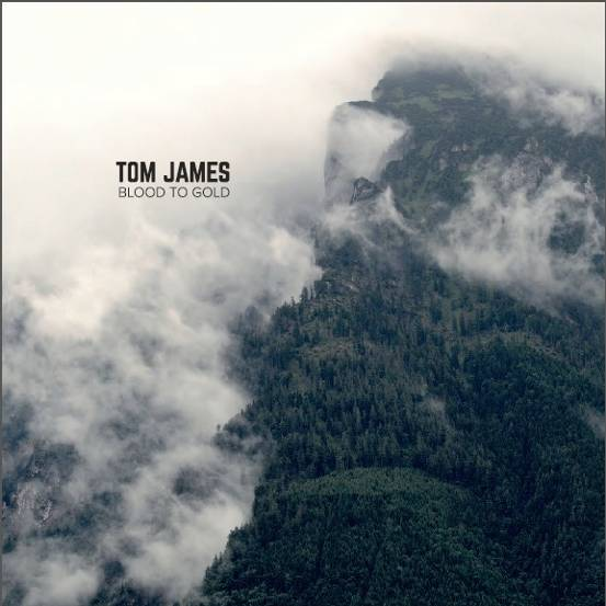 Tom James will play a special London launch show in October.