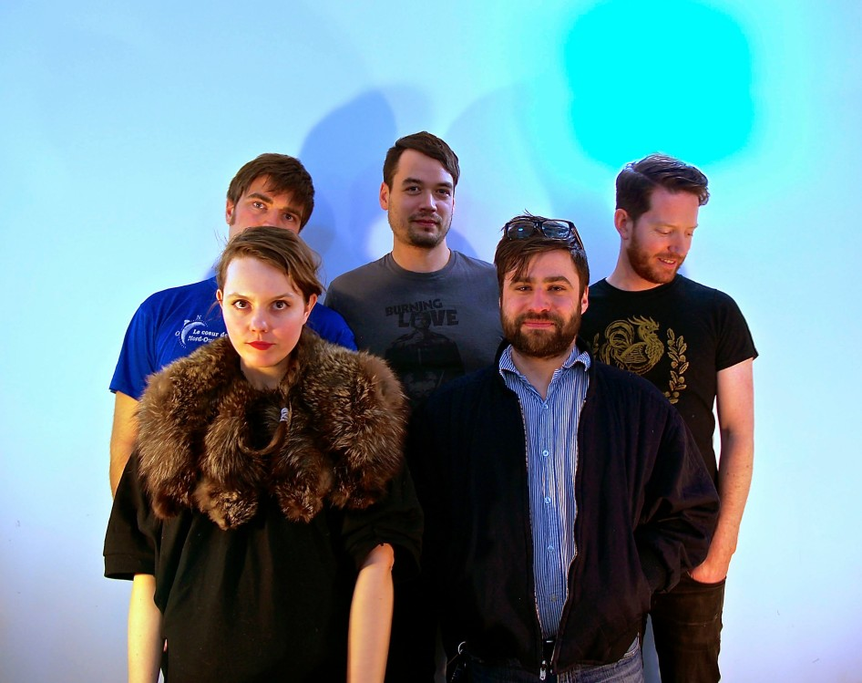 Slow Down Molasses release new single.