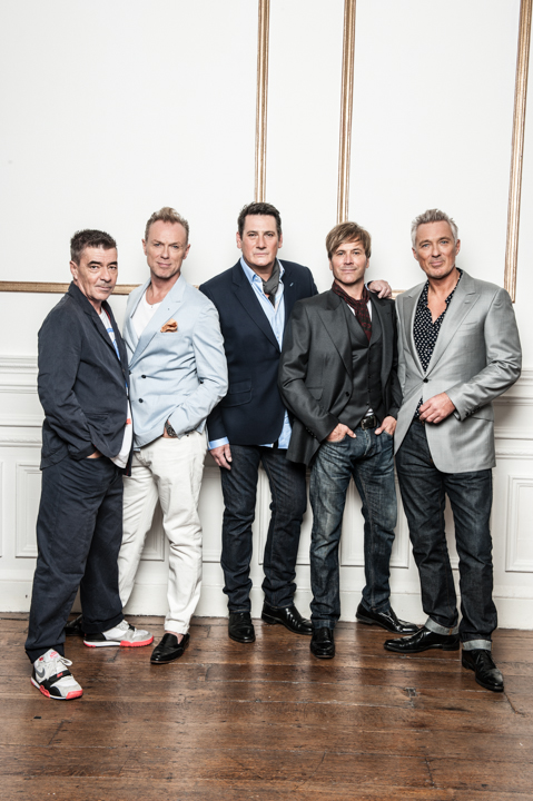 Tickets for Spandau Ballet's 3arena show go on sale