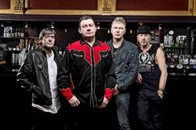 Stiff Little Fingers announces their return to The Academy, 13 November 2015