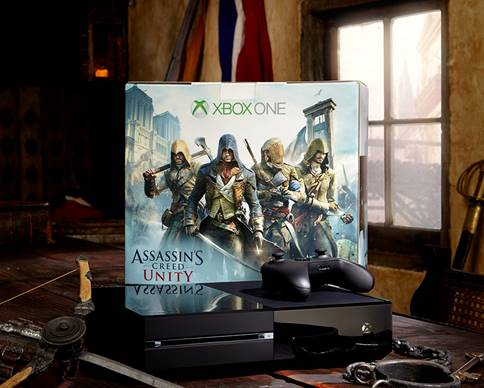 Xbox announce new Assassin's Creed bundle