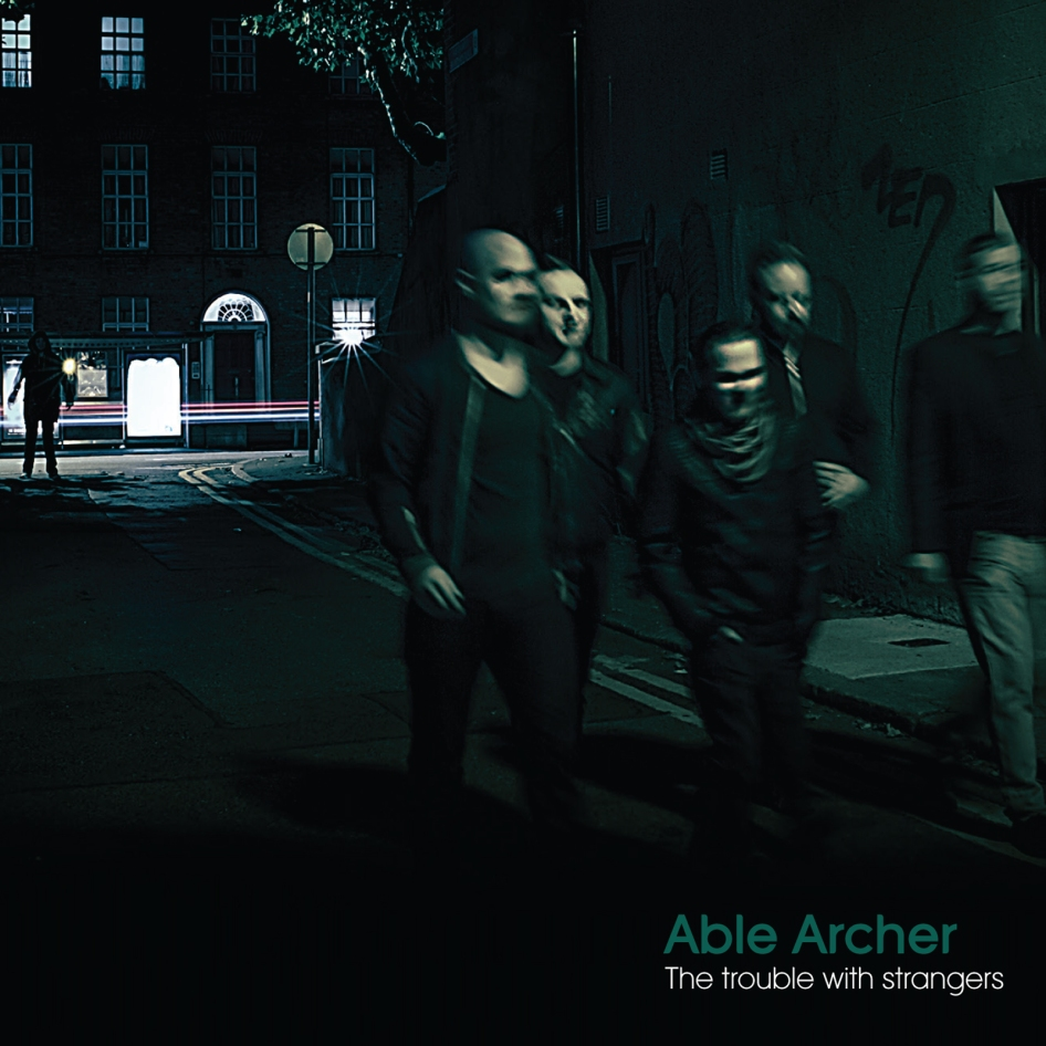 "Review: ""The Trouble with Strangers"" EP by Able Archer"