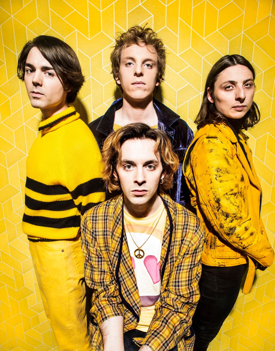 Peace will play Whelan's