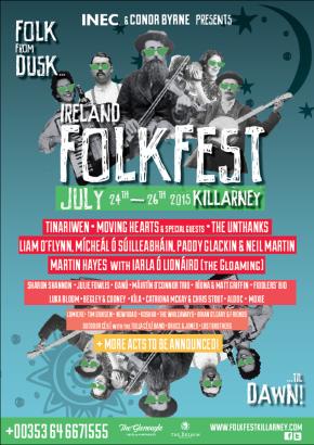 Folk Fest Killarney