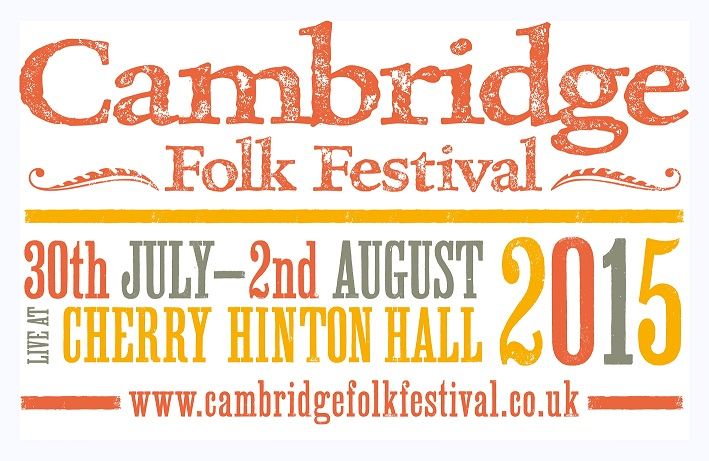 Cambridge Folk Festival announce 2015 line up