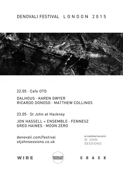 Denovali Festival London 2015