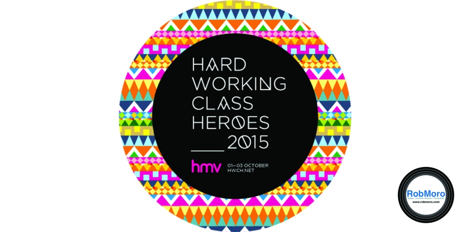 Hard Working Class Heroes 2015 sponsored by HMV Ireland