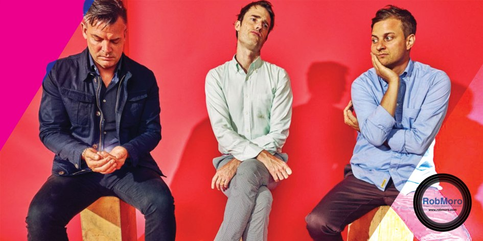 Battles announce first Dublin headline show in 5 years.