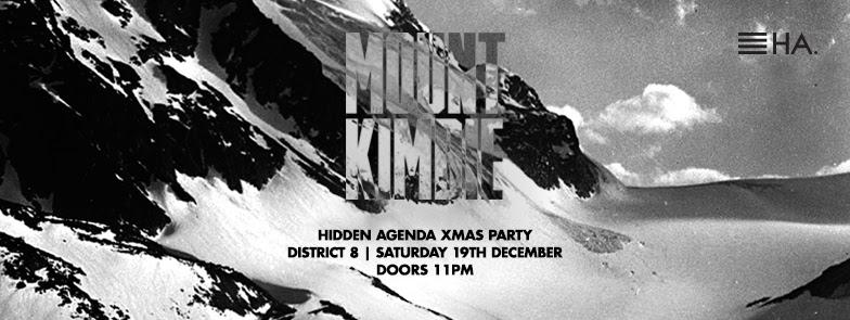 Hidden Agenda Xmas Mount Kimble