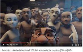 Spanish Lottery Christmas ad