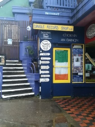 Dingle Record Shop