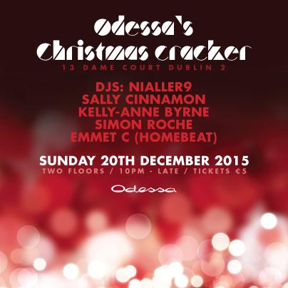 Odessa Club Christmas
