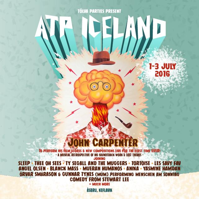 ATP Iceland 2016
