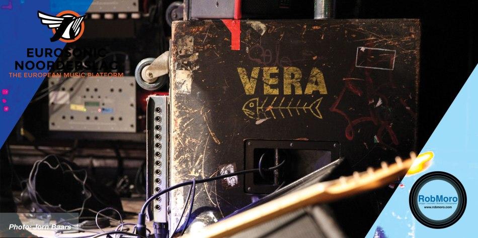 Live set up by Jorn Baars for Eurosonic Noorderslag 2016.
