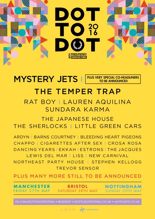 Dot To Dot Festival 2016