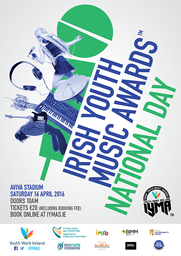 The Irish Youth Music Awards 2016