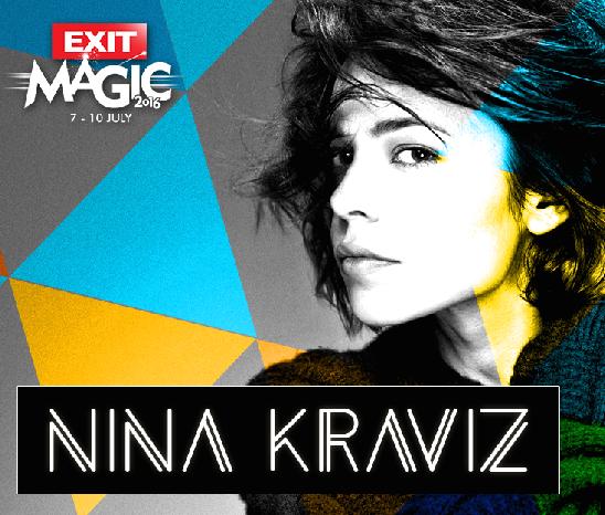 EXIT Festival Nina Kraviz
