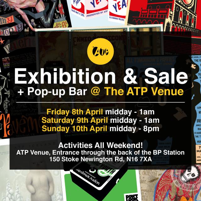 ATP Pop-Up Venue