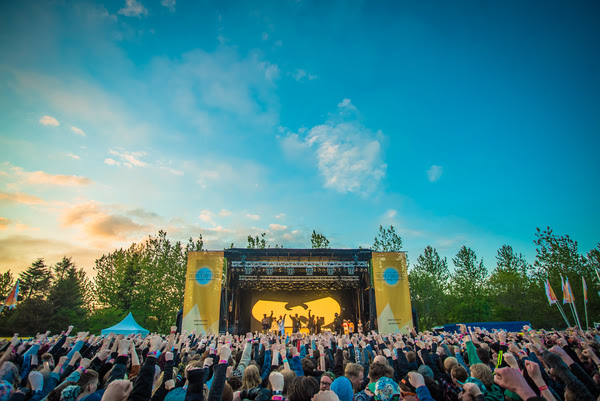 Secret Solstice Festival | Photo Credit: Brynjar Snær