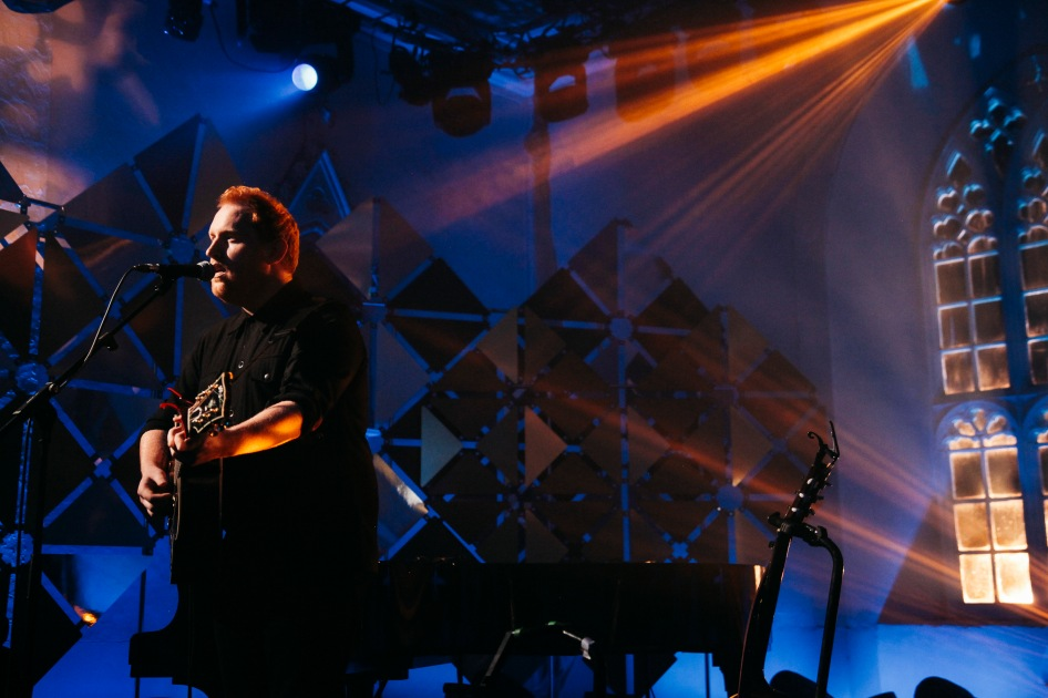 Gavin James at Other Voices.