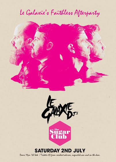 Le Galaxie Afterparty