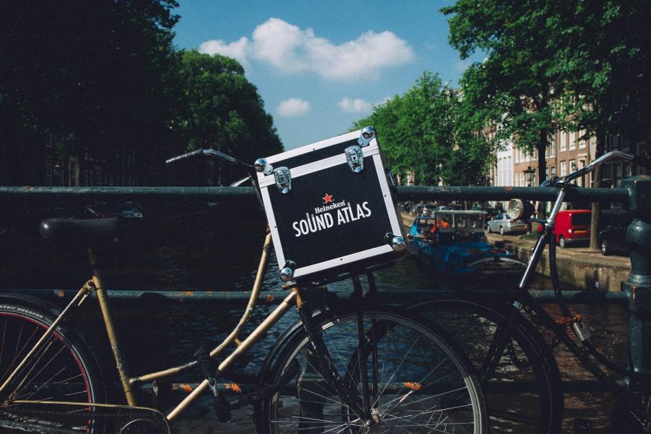 Heineken Sound Atlas Amsterdam