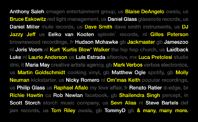 ADE 2016 Conference Additions.