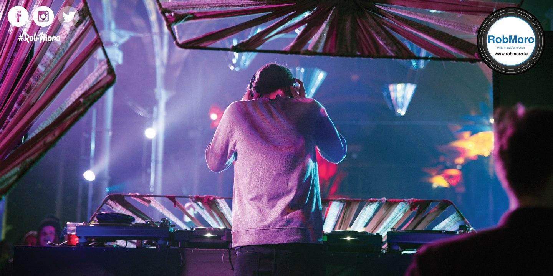 DJ - Photo: Manon Gustave.