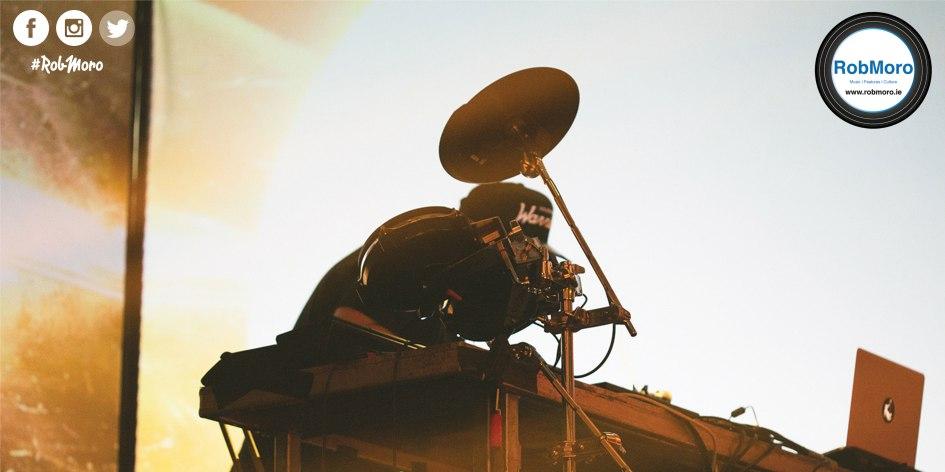 Metropolis - DJ Shadow by Manon Mustave