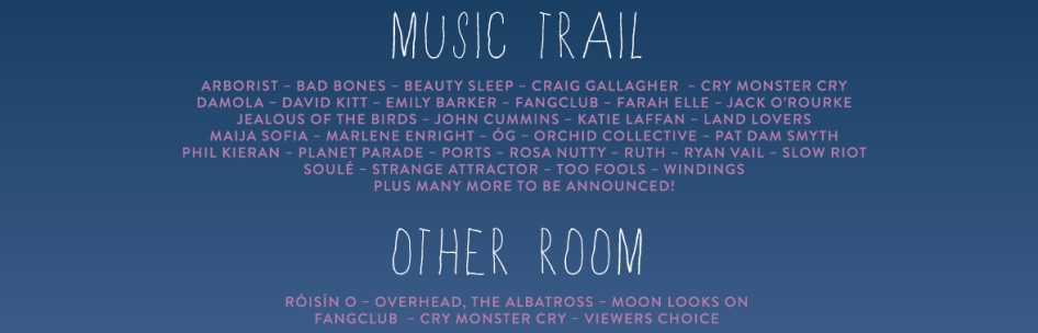 Other Voices Music Trail.