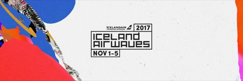 Iceland Airwaves 2017 logo