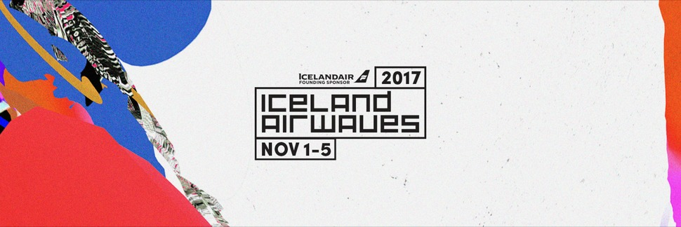 Iceland Airwaves 2017 logo