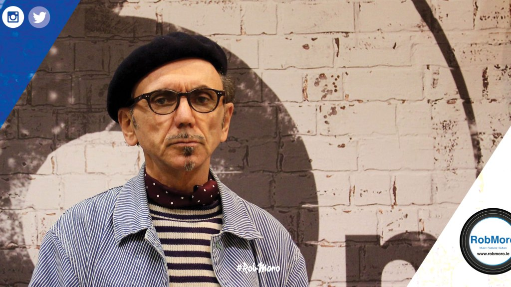 Kevin Rowland will DJ at The Grand Social in April