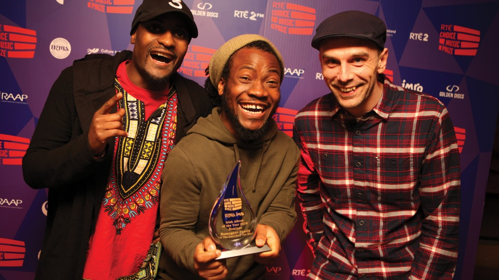 The Choice Music Prize - Irish Album of the Year 2016 Winner