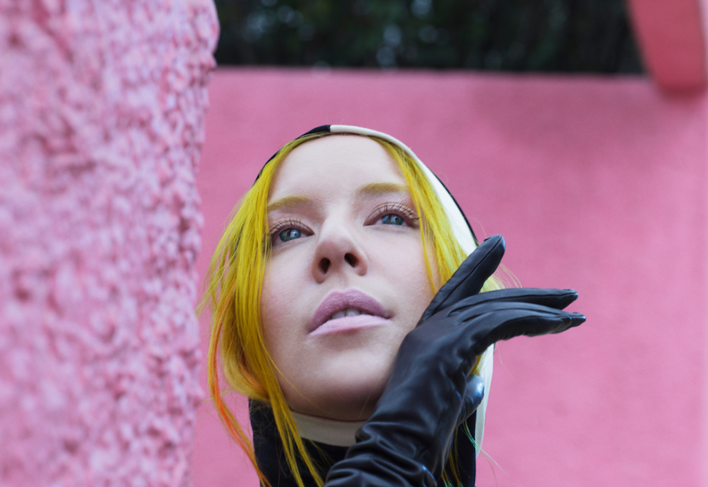 Austra are to play Body&Soul.