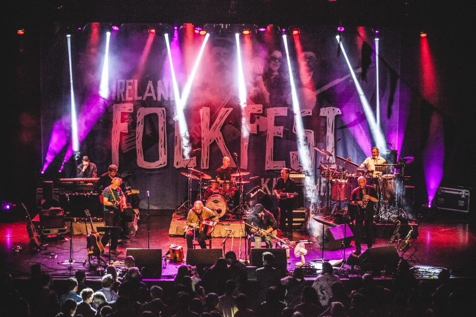 Folkfest Killarney to return in July
