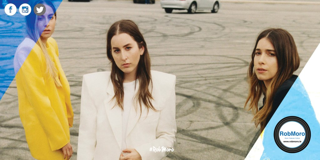 HAIM have announced a show at The Olympia Theatre.